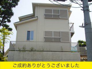 ガレージ・庭・展望つき~!